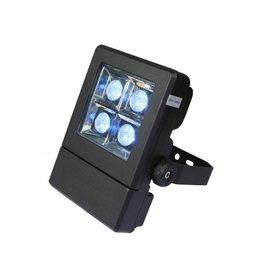Led Washlight 12 RGB / 12x3W / 230V 45deg