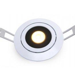 Downlight Flexo-R White 10W 2700K IP54