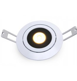 Downlight Flexo-R White 10W 2700K IP54
