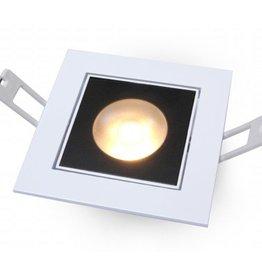 Downlight Flexo-SQ White 10W 2700K IP54