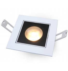 Downlight Flexo-SQ White 10W 2700K IP54