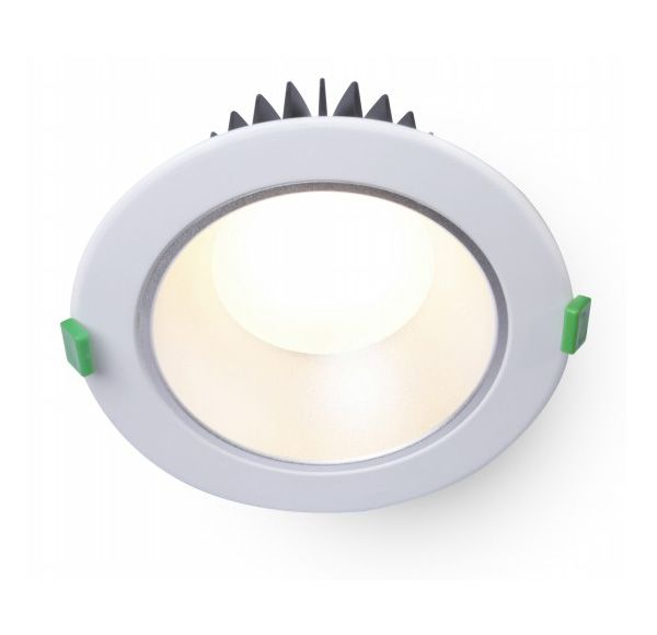 Downlight Wave-15M White 15W 3000K