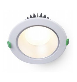 Downlight Wave-40L White 40W 3000K