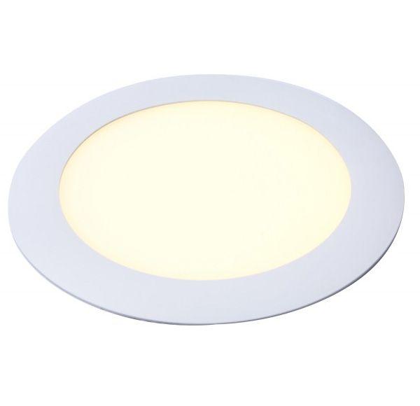 Downlight Panel Round 11W, warm white, 2700-3300K