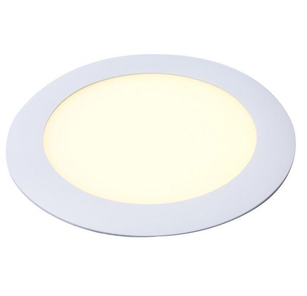 Downlight Panel Round 14W, warm white, 2700-3300K