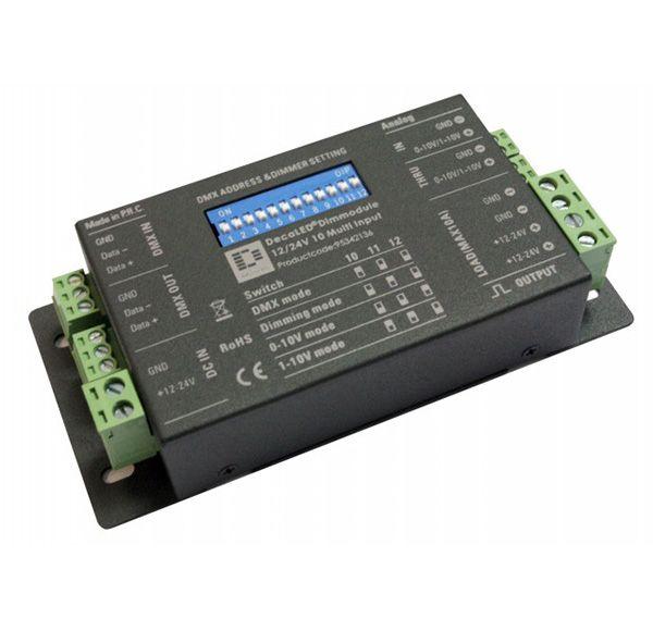 Dimmodule 12/24V 10A multi input