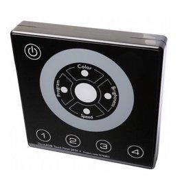 Touch Panel DMX 4, wall mount, DMX
