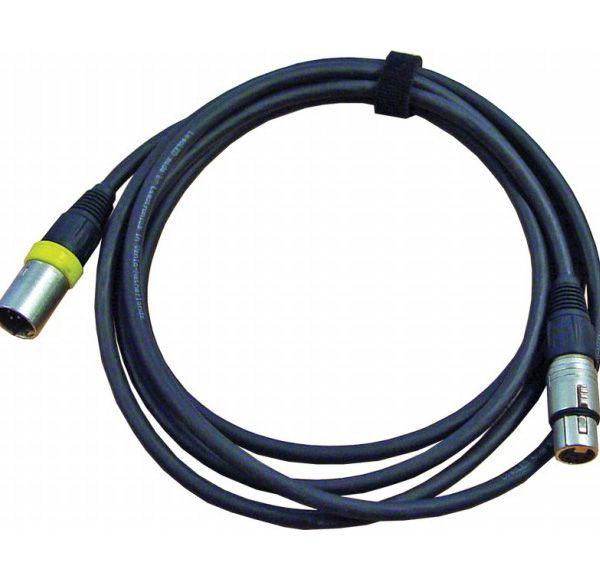 DMX Cable XLR-3, 1.5 m