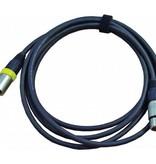 DMX Cable XLR-3, 3m