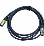 DMX Cable XLR-3, 6m