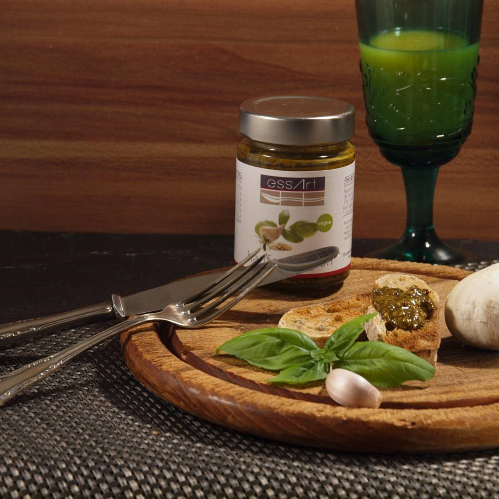 Hanf-Pesto grün