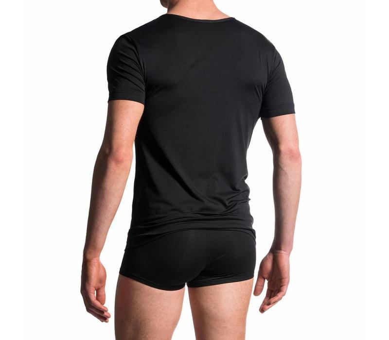 T-shirt classic <zwart>