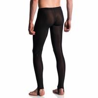 Strapped Leggings <zwart>
