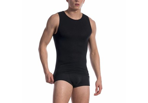Olaf Benz  Tanktop ultra stretch <zwart> - Olaf Benz Phantom