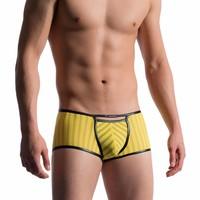Korte boxershort <geel>