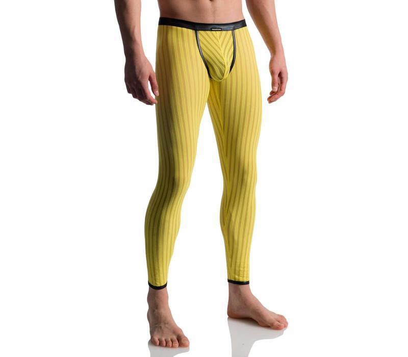 Push Up Leggings <geel>