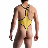 String Body <geel>