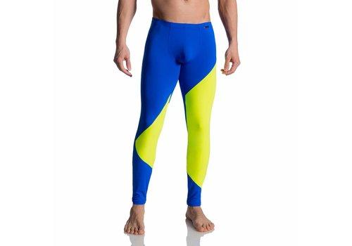 Olaf Benz  Sportieve leggings <blauw/groen> - Olaf Benz 1715*