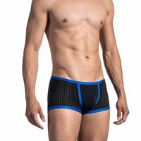 Boxer <zwart/blauw>