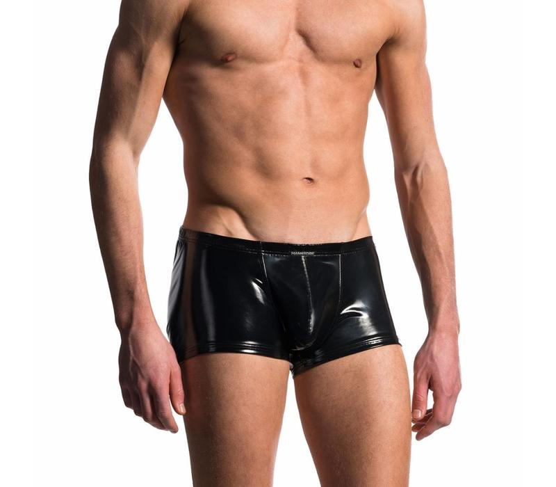Korte Boxershort <zwart lak>