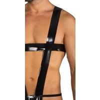 String V-Body <zwarte lak>