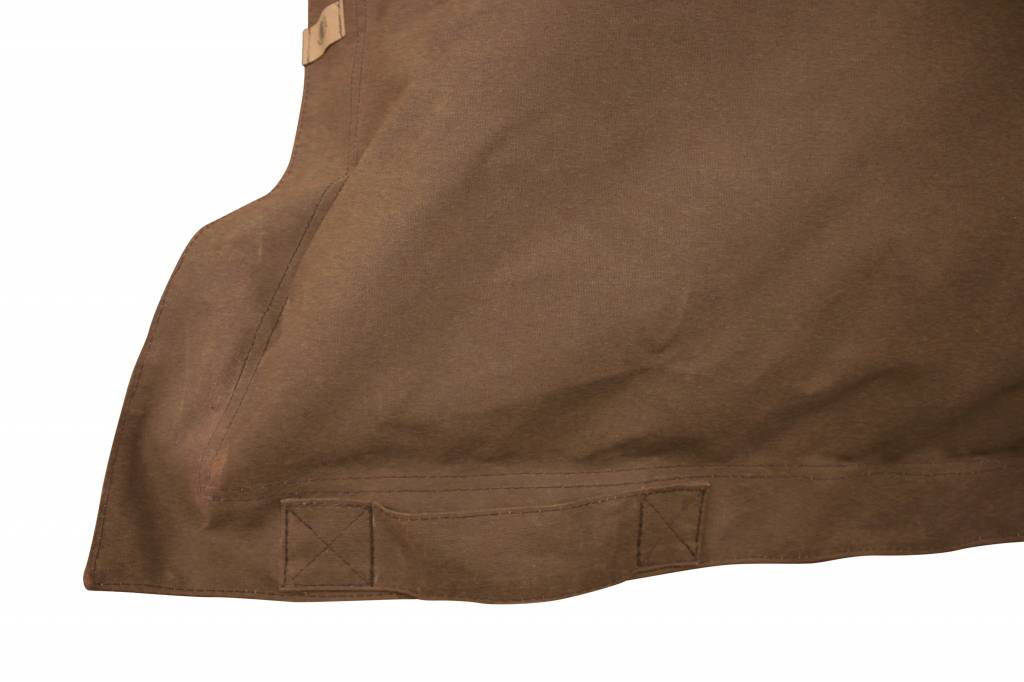 Blond Indians Beanbag Large : Muddy Brown- Heavy Duty