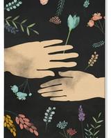 FLOWERS - Leinwand