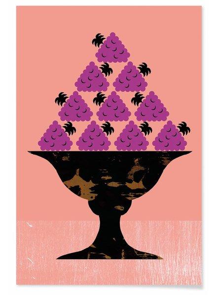 TUTTI FRUTTI BLACKBERRY - Premium Poster
