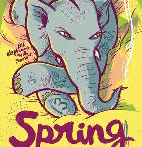 pixou stellt vor: SPRING-Magazin