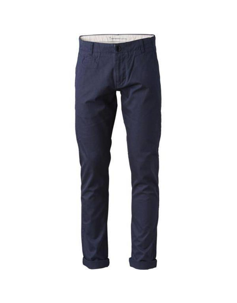 Knowledge Cotton KC Twill trouser w16