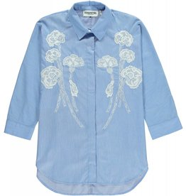 Essentiel Nuances Blue shirt