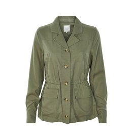 Part Two Haynor khaki jacket