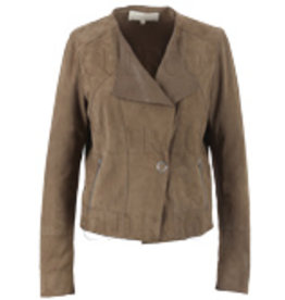 Oakwood Diva suede jacket