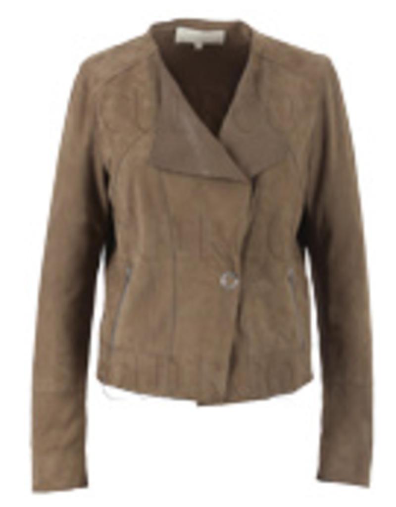 Oakwood Diva suede jacket