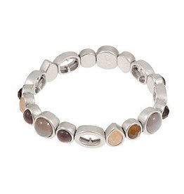 Sence Basic Bracelet Multistone