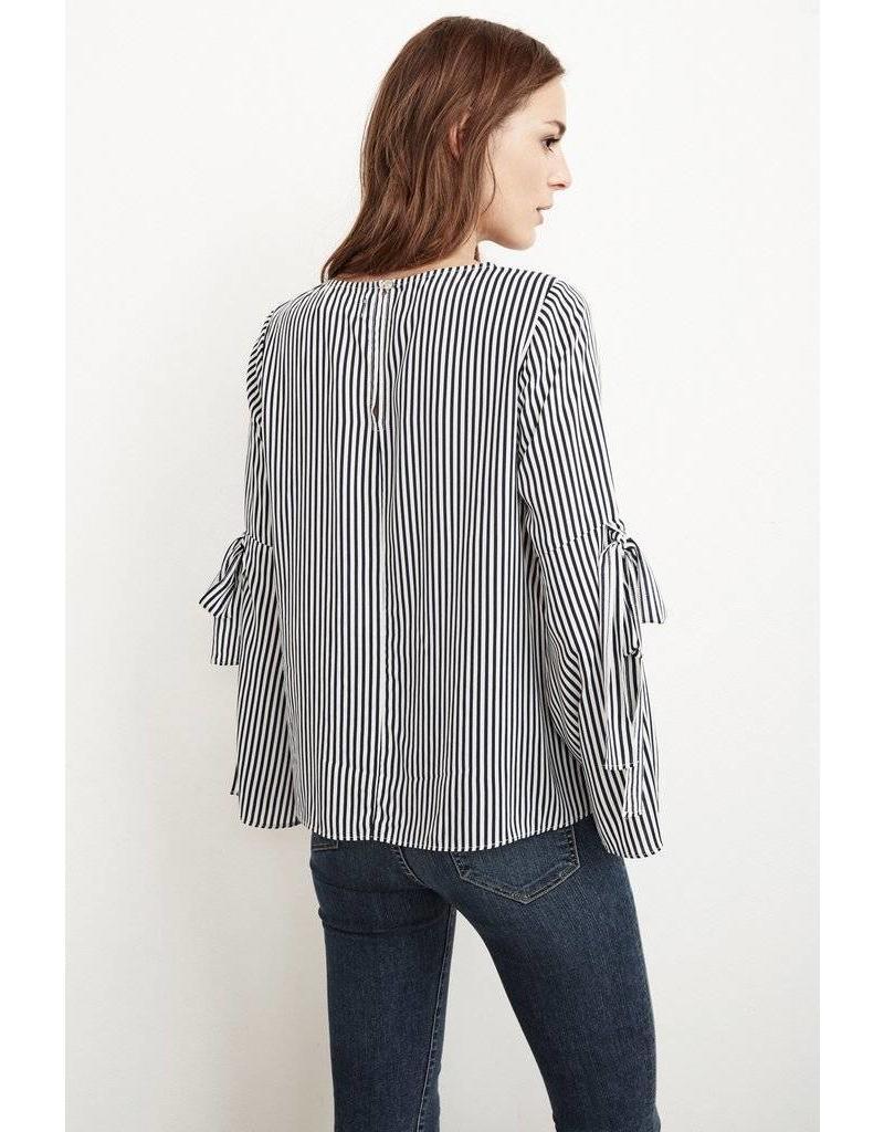 Velvet Adia Stripe Top