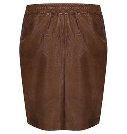 Minus Macie Leather Skirt