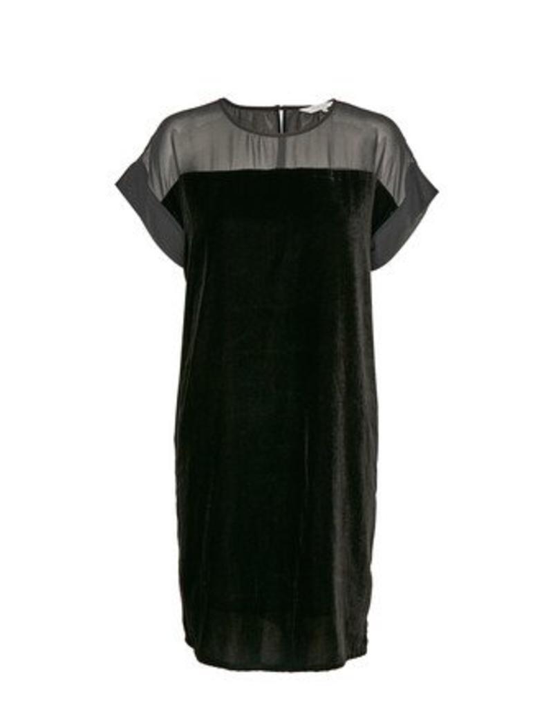 Part Two Janel Velvet Dress