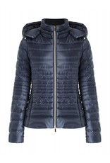 i Blues Fagus Puffa Coat