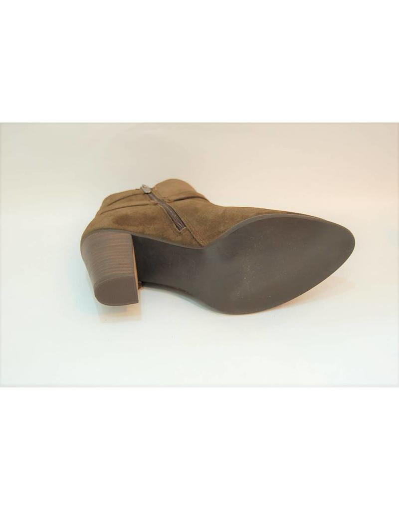 Alpe High Heel Stud Boot