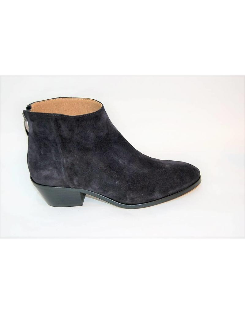 Alpe Back Zip Ankle Boot