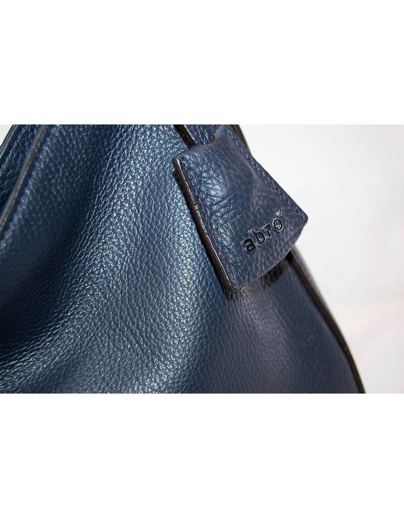 Abro Leather Hobo Bag