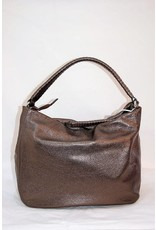 Abro Metalic Hobo Bag