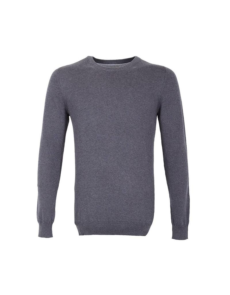 Fine grey jumper