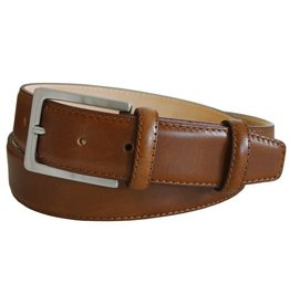 Robert Charles RC Tan formal belt w16