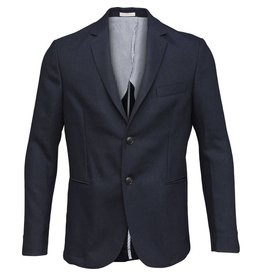 Knowledge Cotton Knitted Pique Jacket