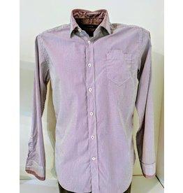 Osvaldo Trucchi Borges Stripe Shirt