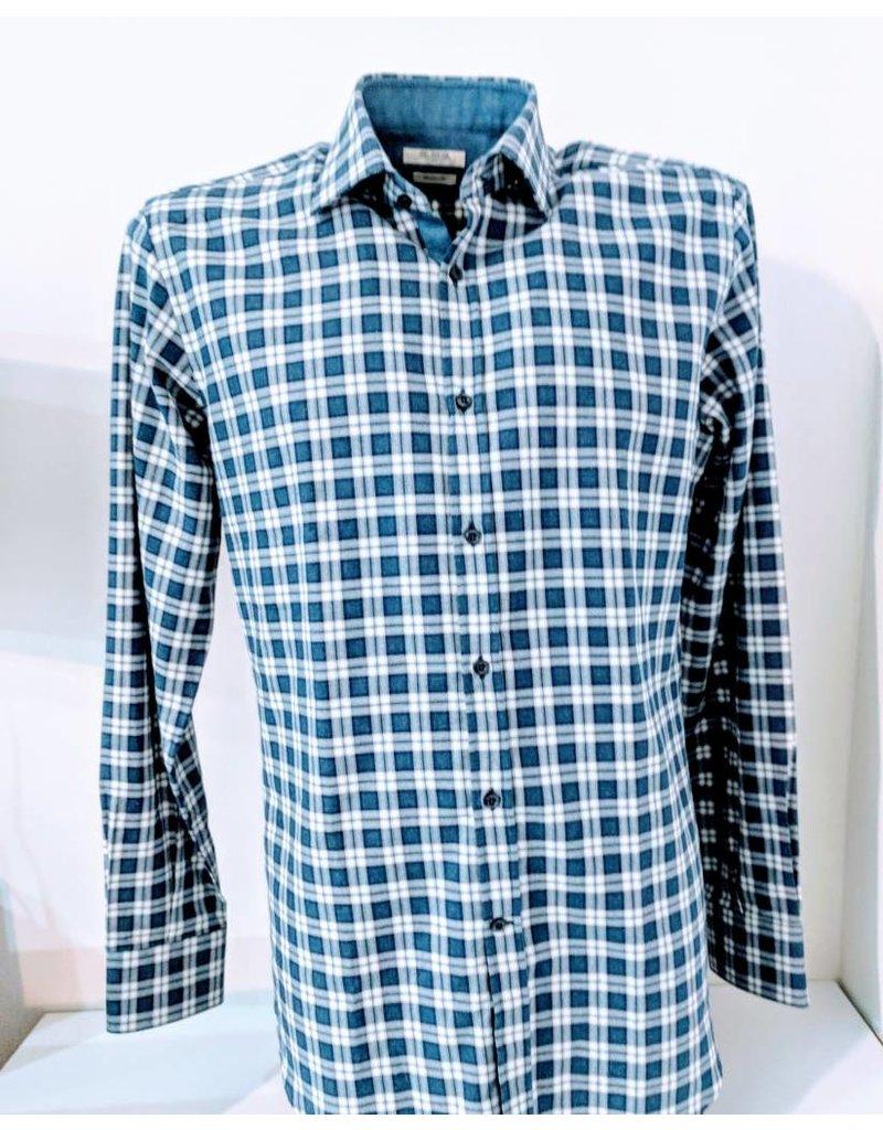 Delsiena Check Flannel Shirt
