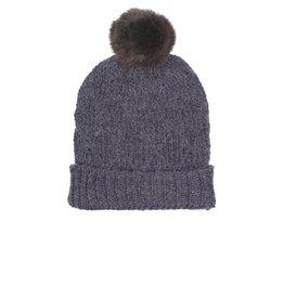 Unmade Denim Bobble Hat