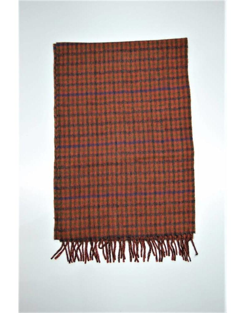 Amanda Christensen Small Check Scarf